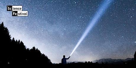 Mid-Afternoon Masterclass: Lighting the dark universe tickets