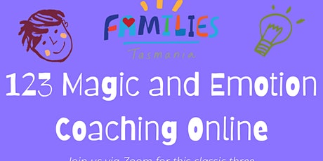 123 Magic and Emotion Coaching ONLINE tickets