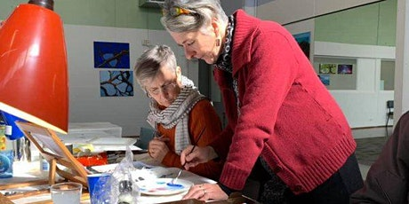 Watercolour Painting Class tickets