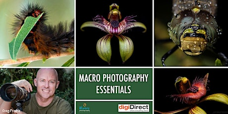 Macro Photography Essentials (August 2021) tickets