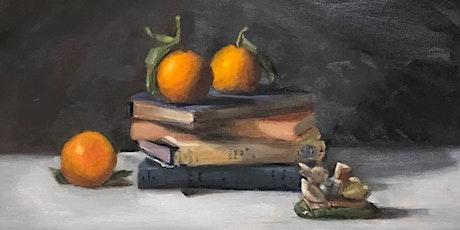 Acrylic Painting Class tickets