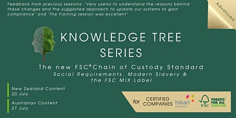 How to comply with the new FSC social requirements and Modern Slavery Act tickets