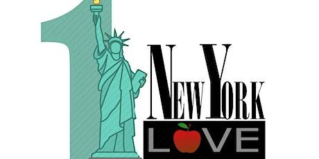 One New York Love Dinner tickets