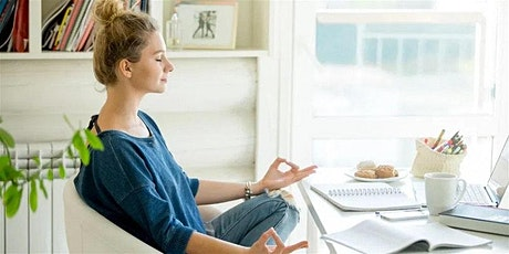 Breath More Stress Less__Introduction to SKY Breath Meditation tickets
