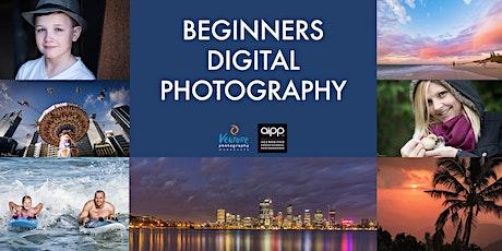 Beginner's Digital Photography (August 2021) tickets
