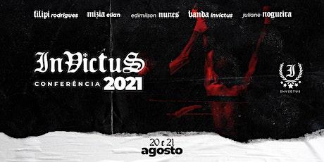 Conferência Invictus 2021 ingressos