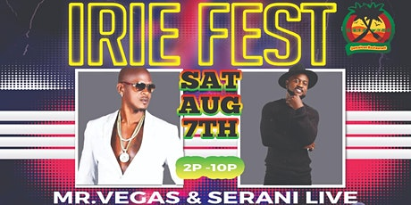 1ST ANNUAL IRIE FEST tickets
