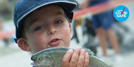 2021 Blacktown City Family Fish In- Saturday 14 August 6.20 pm tickets