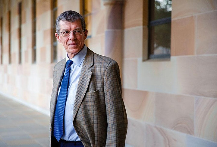 Conquering Cancer Private Screening - with Professor Ian Frazer image