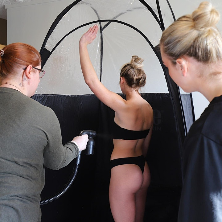 Spray Tan Master Class   Dunedin image