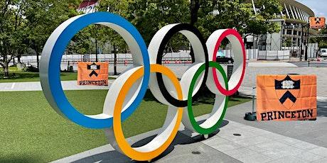 Tokyo Summer Olympics Alumni Social - Celebrating ALL Princeton's Olympians tickets