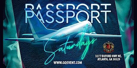 Passport Saturdays @ Josephine Lounge tickets