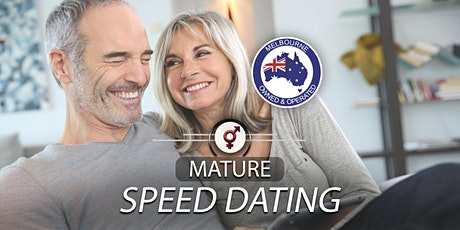 Mature Speed Dating | Age 52-70 | July tickets