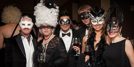 Masquerade Party at the Gatsby tickets