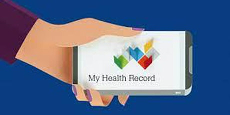 My Health Record @ Glenorchy Library tickets