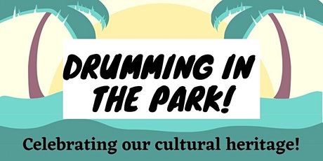 Drumming In The Park! tickets