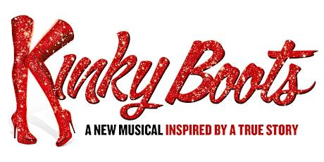 Kinky Boots tickets
