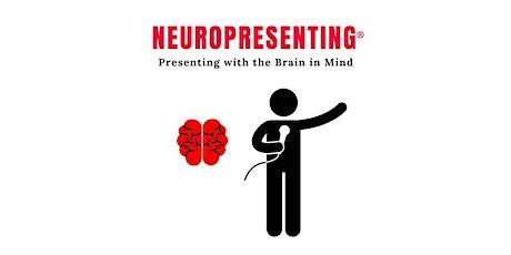 Neuropresenting ® Presenting with the Brain in Mind -  Sydney 3 days tickets