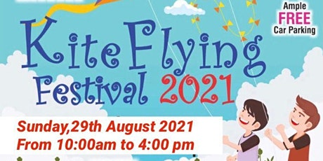 Kite Flying Festival Canberra on Sunday 29 Aug 2021 @ EPIC Exhibition Park tickets