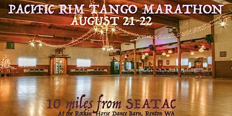 Pacific Rim Tango Marathon tickets
