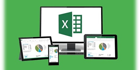 Master the Basics of Basic Excel in 2 Days tickets