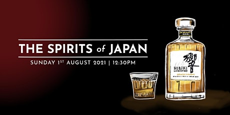 The Boundary presents  Spirits of Japan tasting tickets