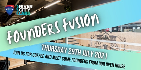 Founders Fusion tickets