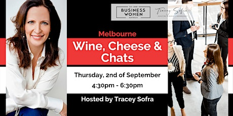 Melbourne, BWA: Wine, Cheese & Chats tickets