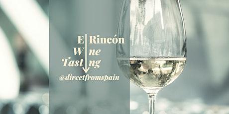 El Rincon Wine Tasting tickets