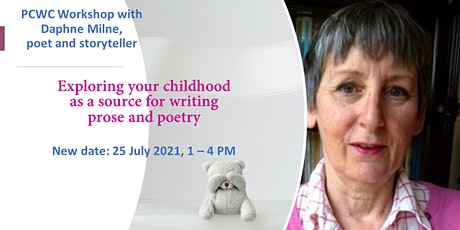 Exploring Your Childhood as a Source for Writing Prose and Poetry tickets