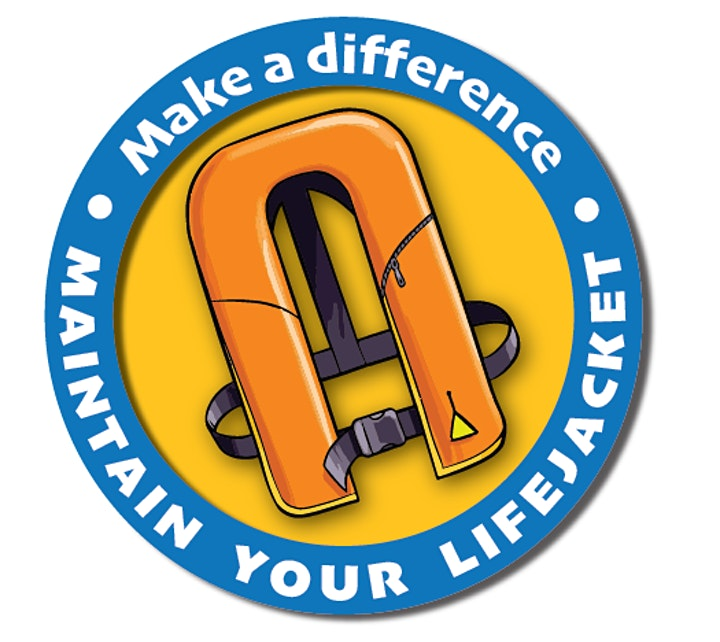 Make a Difference - Maintain & Wear your Lifejacket WALPOLE boat ramp image