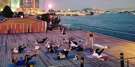Sunset Forrest Yoga at the Park tickets