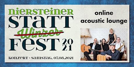 STATT(Winzer)FEST-Konzert mit Online Acoustic Lounge Tickets