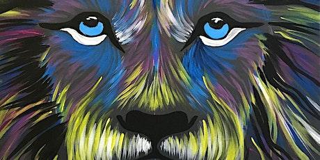 Kaleidoscope King Brush Party – Wallingford - 01.10.21 tickets