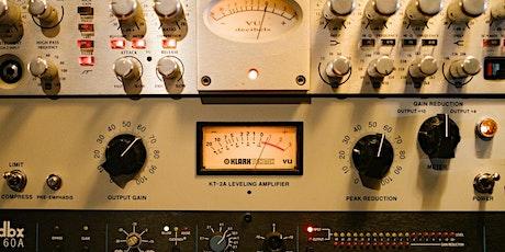 Mixing-Kurs: Song abmischen Für Anfänger (Level: 1-2) Tickets
