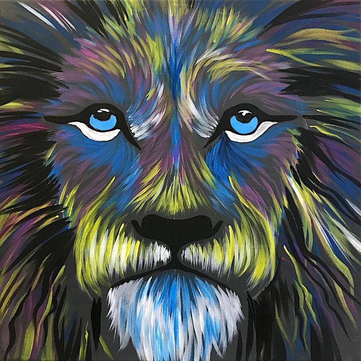 Kaleidoscope King Brush Party – Banbury image