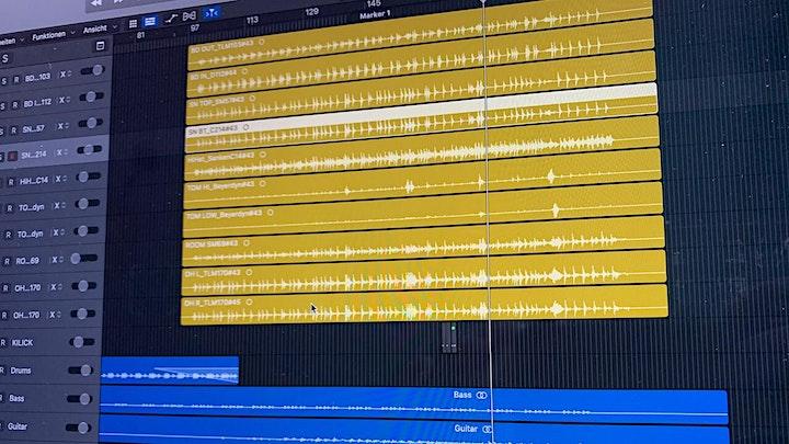 Mixing-Kurs: Song abmischen Für Anfänger (Level: 1-2): Bild