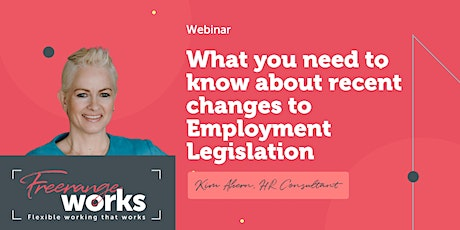 What you need to know about recent changes to Employment Legislation tickets