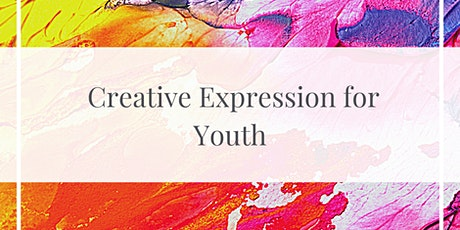 Creative Expression for YOUTH tickets