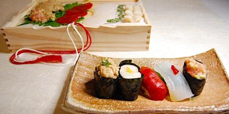 ASA Vegan Sushi Bar is back tickets