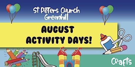 Activity Days tickets