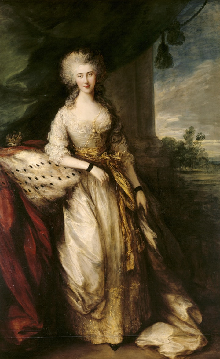 'Vicereines of Ireland Portraits of Forgotten Women' Virtual Lecture image