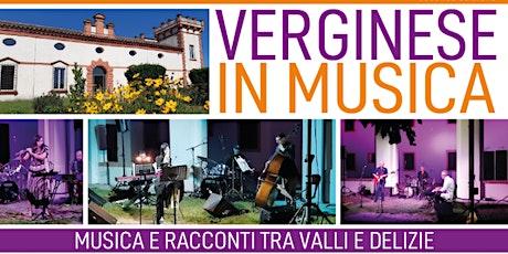 VERGINESE IN MUSICA: ALESSANDRO SCALA QUARTET biglietti