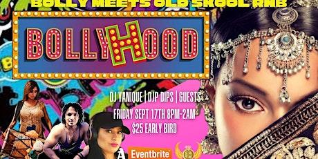 BollyHood! Bolly meets Old Skool RnB/Hip Hop tickets
