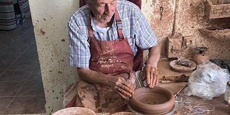 Pottery Classes at one of the Best Potteries in Almeria Province SOLD OUT entradas