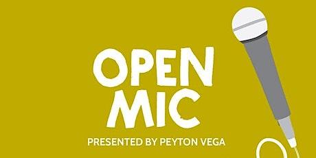 Open Mic Night Escape Bar Shepherds Bush tickets