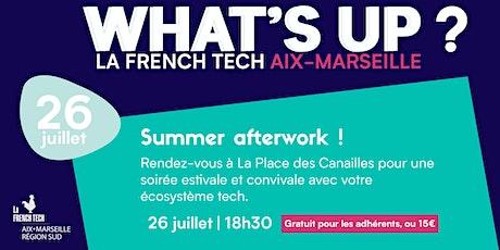 Afterwork French Tech Aix-Marseille billets