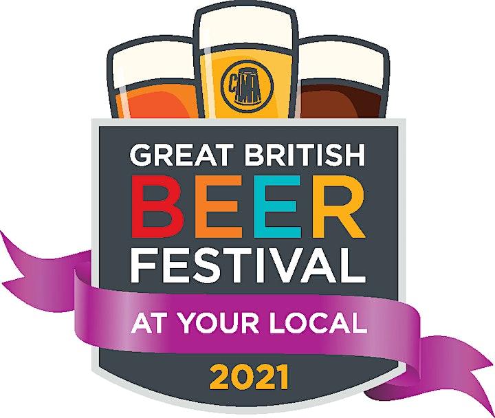 Great British Beer Festival at Brewery Market, Twickenham image
