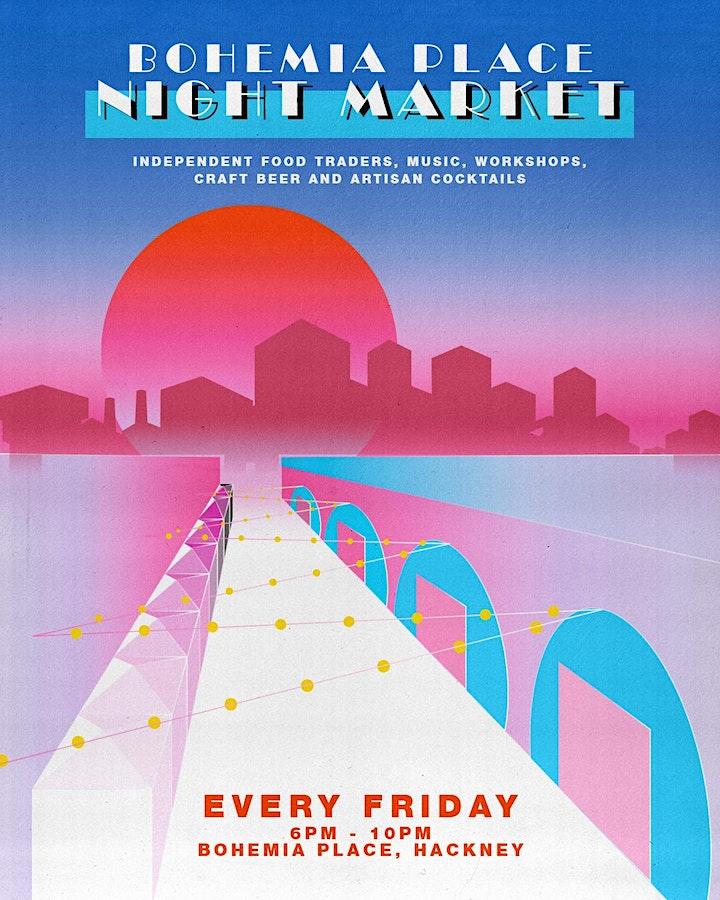 Hackney Night Market image