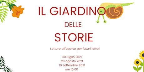 IL GIARDINO DELLE STORIE tickets
